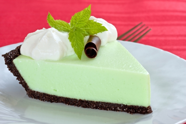 Grasshopper Pie Recipe - Snack Rules