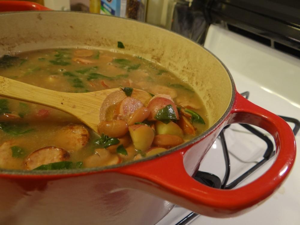 Kielbasa Soup Recipe
