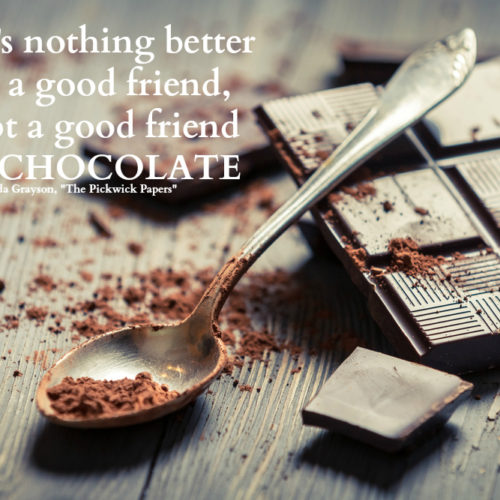 Friends With Chocolate