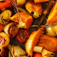 Herb Roasted Vegetables