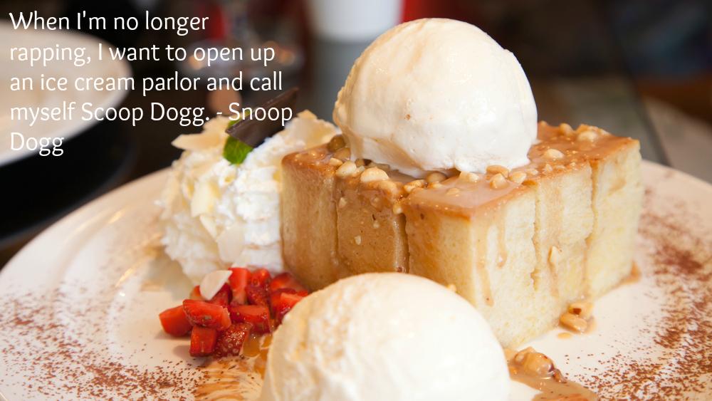 ice cream quote