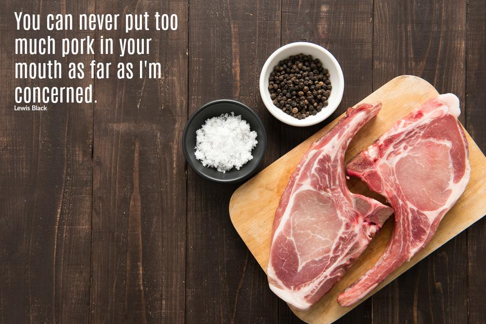 Pork Quote