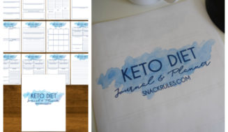 Free Keto Diet Planner Printables