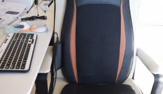 Triducna Keeptop Shiatsu Back and Neck Massager Review