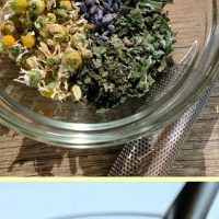 How to make herbal sleep tea
