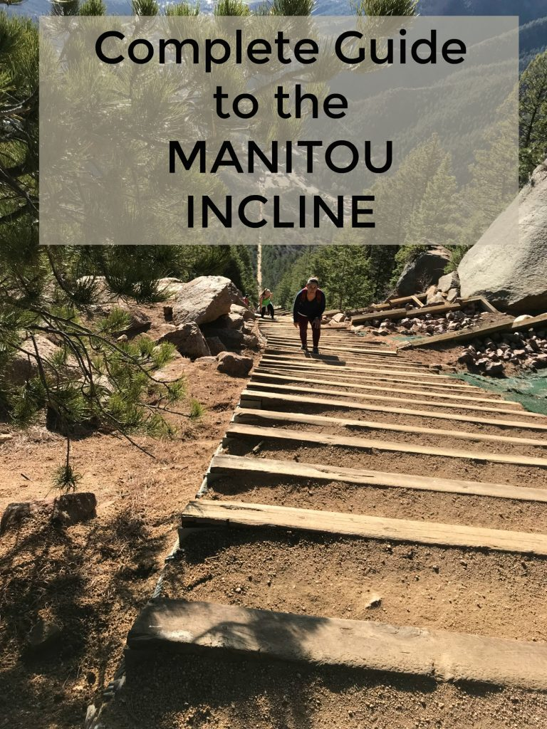 This is everything you need to know to climb the Manitou Incline in Manitou Springs Colorado, near Colorado Springs. The Manitou Springs incline is a challenging hike near Pikes Peak. Are you up for the challenge? #manitousprings #incline #manitouincline #hiking #coloradosprings