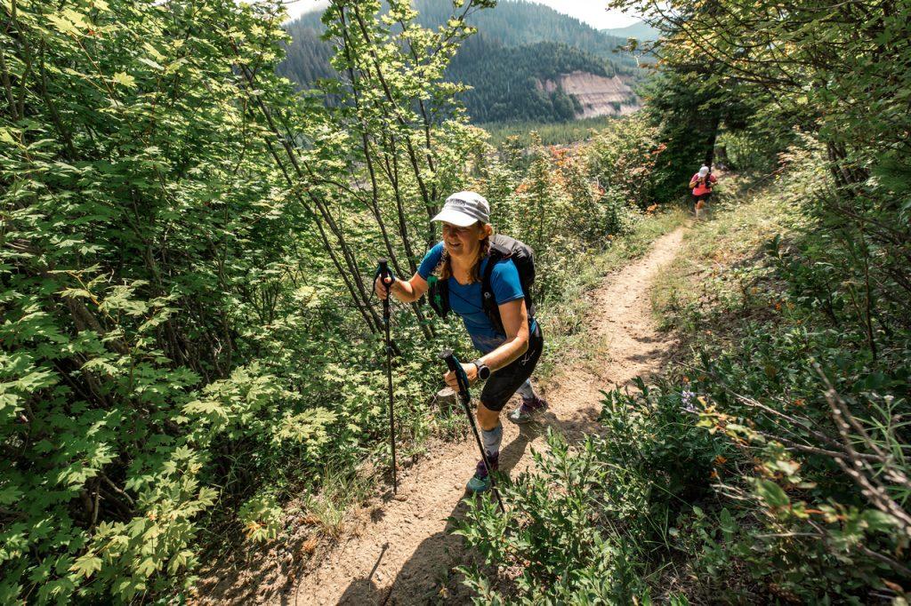High Climbing at Bigfoot 200